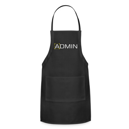 Person of Interest - Admin - Adjustable Apron