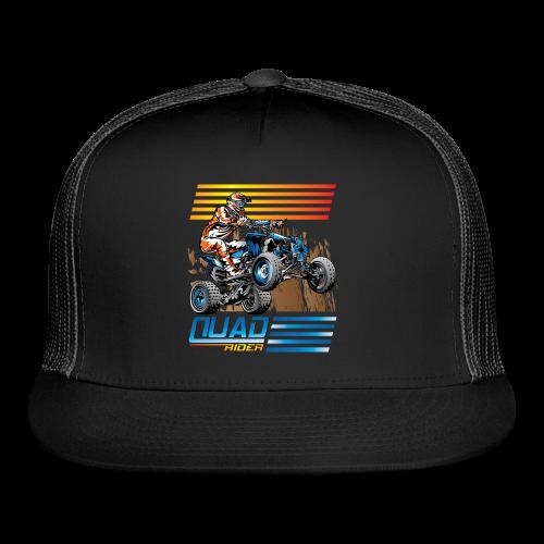 ATV Quad Rider - Trucker Cap
