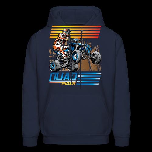 ATV Quad Rider - Men's Hoodie