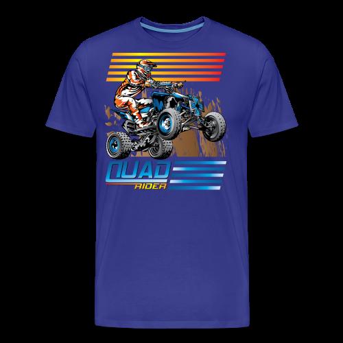 ATV Quad Rider - Men's Premium T-Shirt