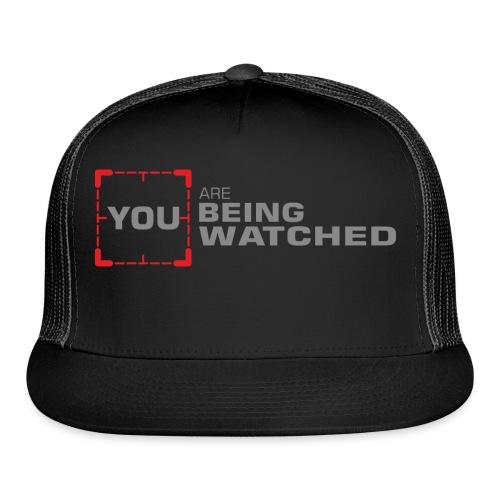 Person of Interest - You Are Being Watched - Trucker Cap