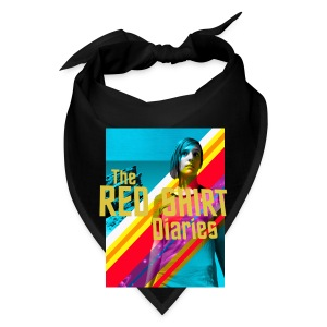 The Red Shirt Diaries Poster Mug! - Bandana
