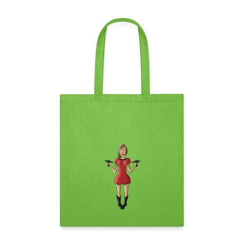 Angry Ensign Williams Shirt - Tote Bag