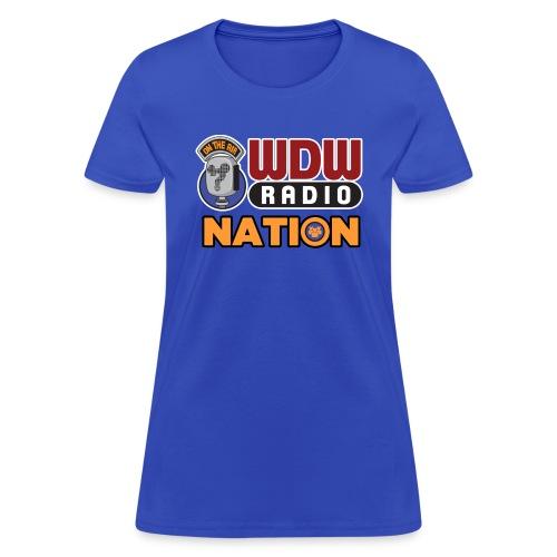 WDW Radio Nation - Women's Shirt - Women's T-Shirt