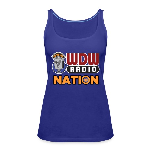WDW Radio Nation - Women's Shirt - Women's Premium Tank Top