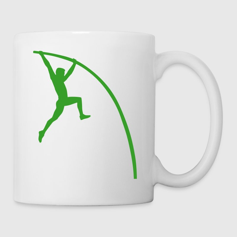 Pole vault Mugs & Drinkware - Coffee/Tea Mug