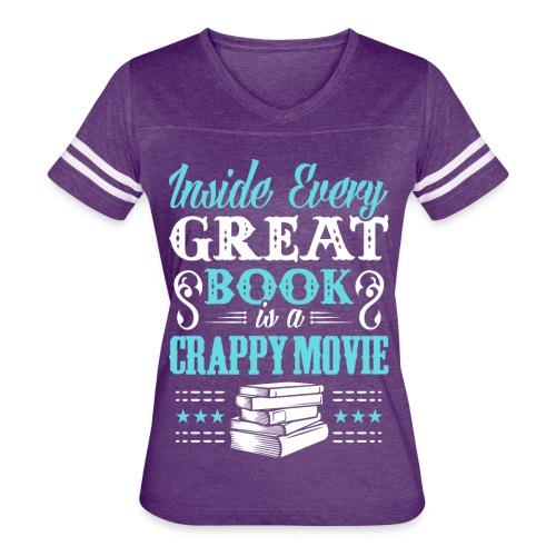 Book Lovers Hoodie - Women's Vintage Sport T-Shirt