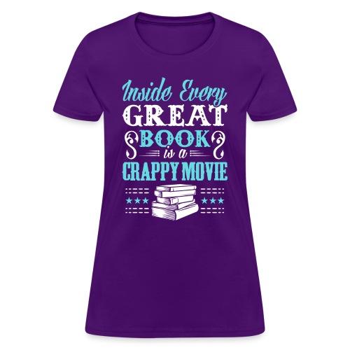 Book Lovers Hoodie - Women's T-Shirt