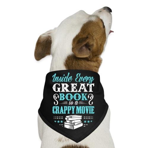 Book Lovers Hoodie - Dog Bandana