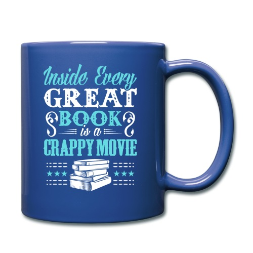 Book Lovers Hoodie - Full Color Mug