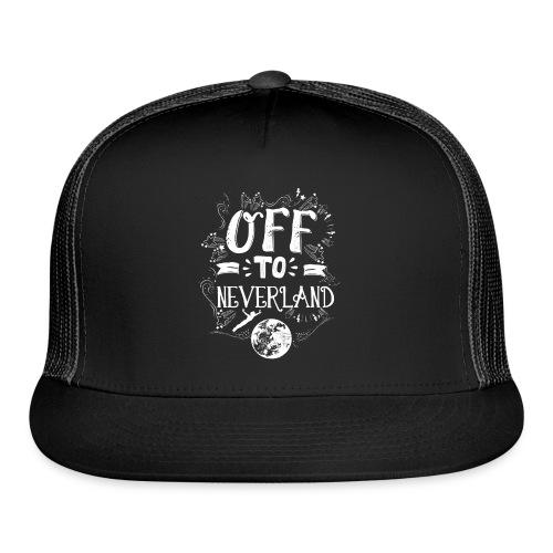 Neverland Women's Hoodie  - Trucker Cap