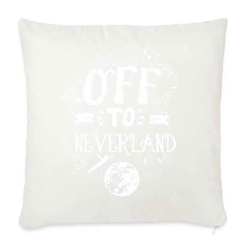Neverland Women's Hoodie  - Throw Pillow Cover