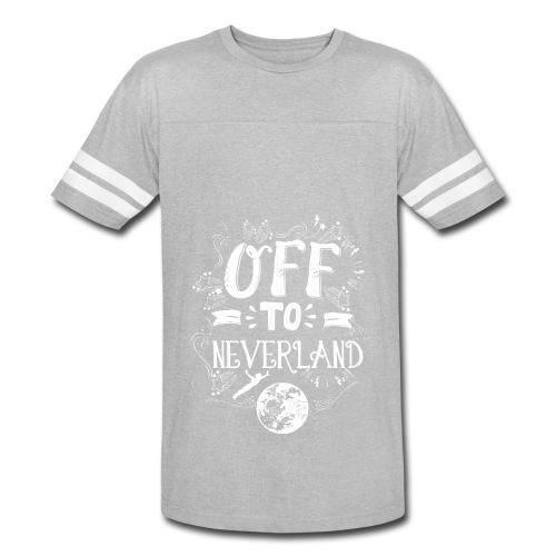 Neverland Women's Hoodie  - Vintage Sport T-Shirt