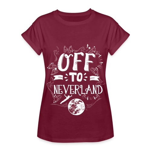 Neverland Women's Hoodie  - Women's Relaxed Fit T-Shirt
