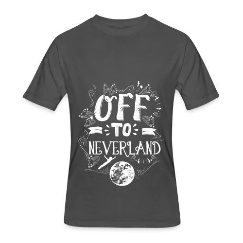 Neverland Women's Hoodie  - Men's 50/50 T-Shirt