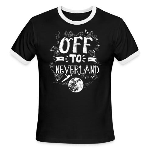 Neverland Women's Hoodie  - Men's Ringer T-Shirt