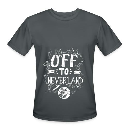 Neverland Women's Hoodie  - Men's Moisture Wicking Performance T-Shirt