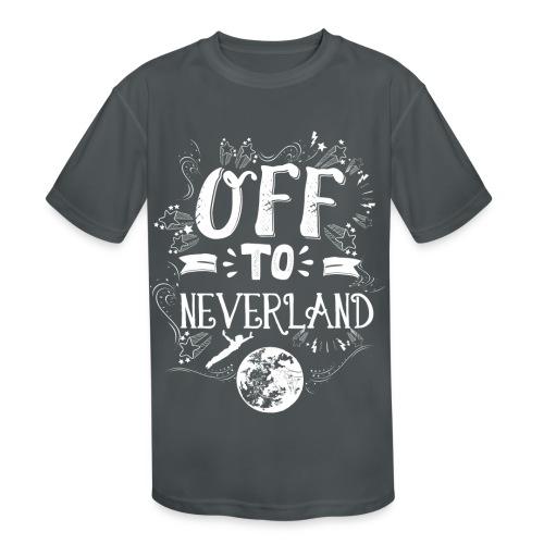 Neverland Women's Hoodie  - Kids' Moisture Wicking Performance T-Shirt