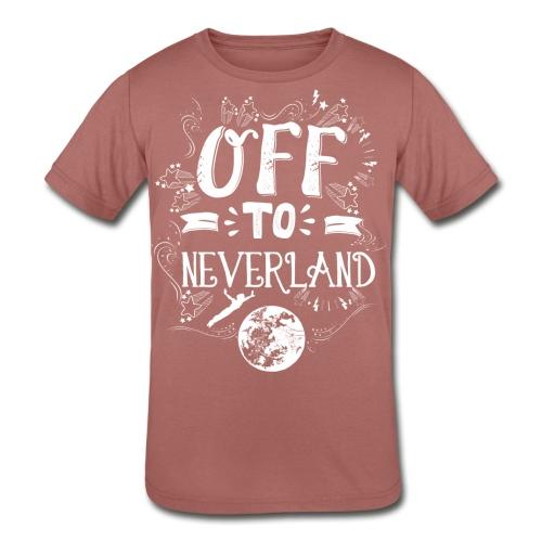 Neverland Women's Hoodie  - Kid's Tri-Blend T-Shirt