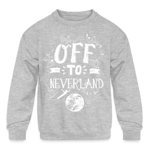 Neverland Women's Hoodie  - Kid's Crewneck Sweatshirt