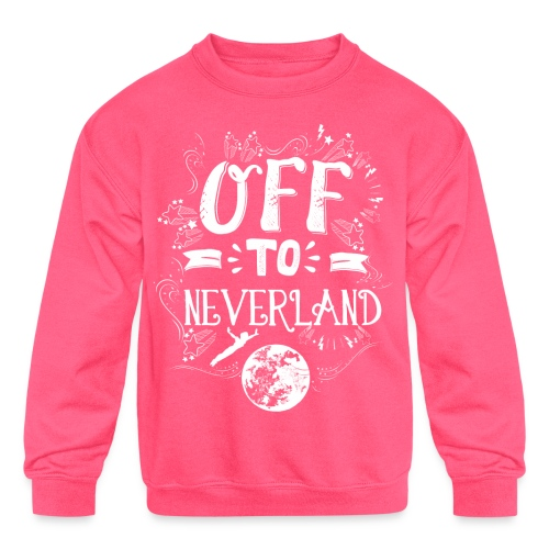 Neverland Women's Hoodie  - Kids' Crewneck Sweatshirt