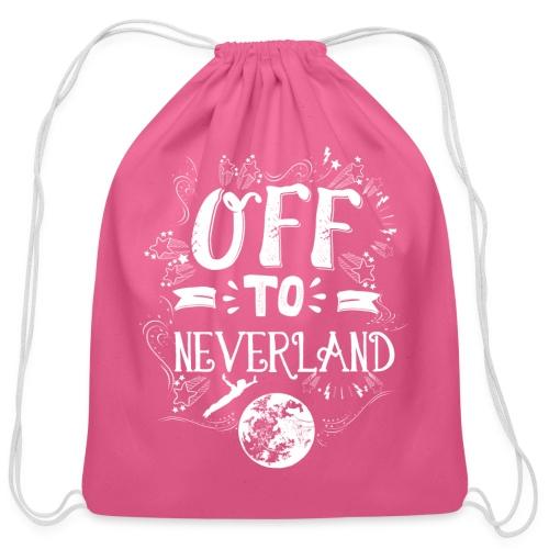 Neverland Women's Hoodie  - Cotton Drawstring Bag