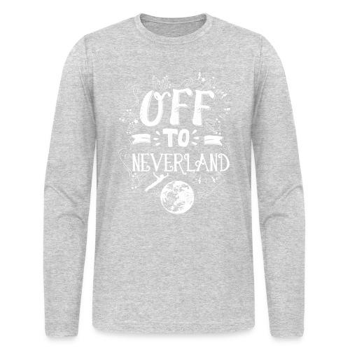 Neverland Women's Hoodie  - Men's Long Sleeve T-Shirt by Next Level