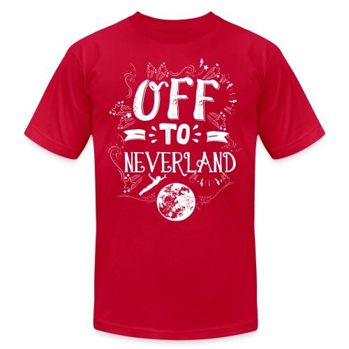 Neverland Women's Hoodie  - Men's  Jersey T-Shirt