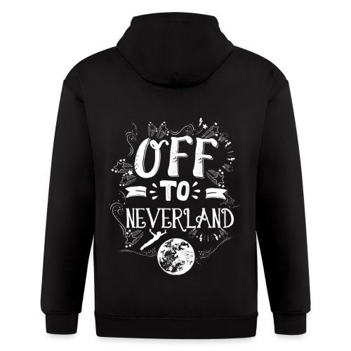 Neverland Women's Hoodie  - Men's Zip Hoodie