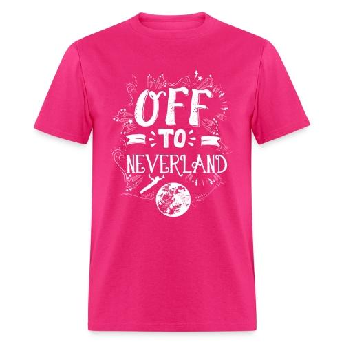 Neverland Women's Hoodie  - Men's T-Shirt