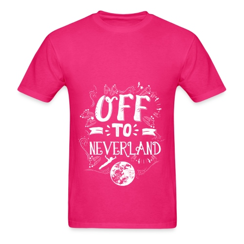 Neverland Women's Hoodie  - Men's T-Shirt