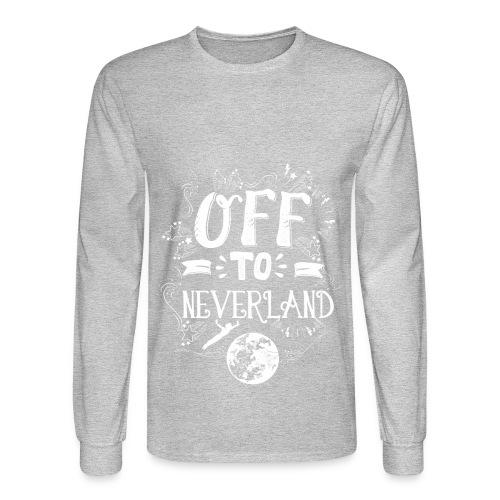 Neverland Women's Hoodie  - Men's Long Sleeve T-Shirt