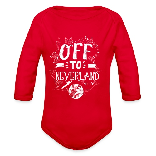 Neverland Women's Hoodie  - Organic Long Sleeve Baby Bodysuit