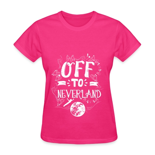 Neverland Women's Hoodie  - Women's T-Shirt
