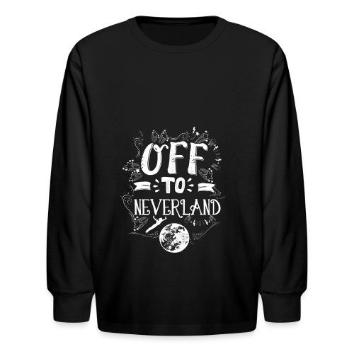 Neverland Women's Hoodie  - Kids' Long Sleeve T-Shirt