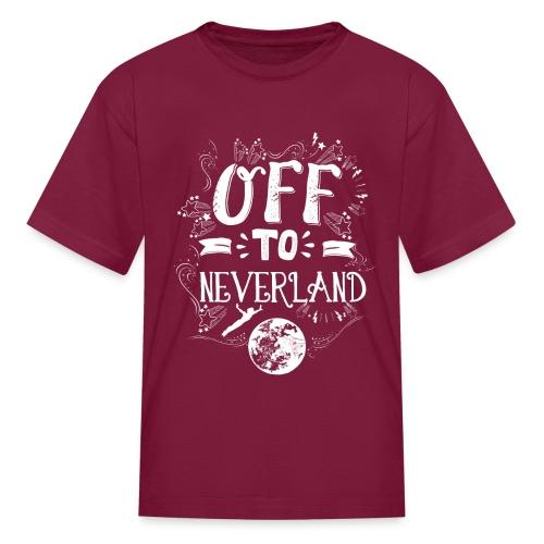 Neverland Women's Hoodie  - Kids' T-Shirt
