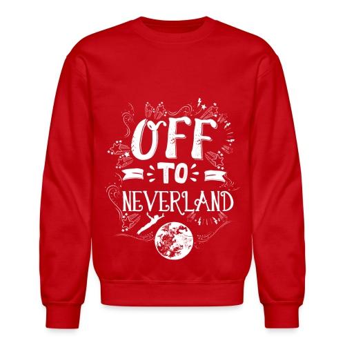 Neverland Women's Hoodie  - Crewneck Sweatshirt