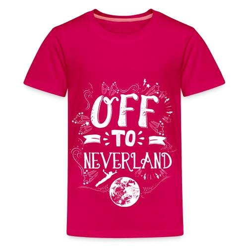 Neverland Women's Hoodie  - Kids' Premium T-Shirt