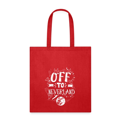 Neverland Women's Hoodie  - Tote Bag