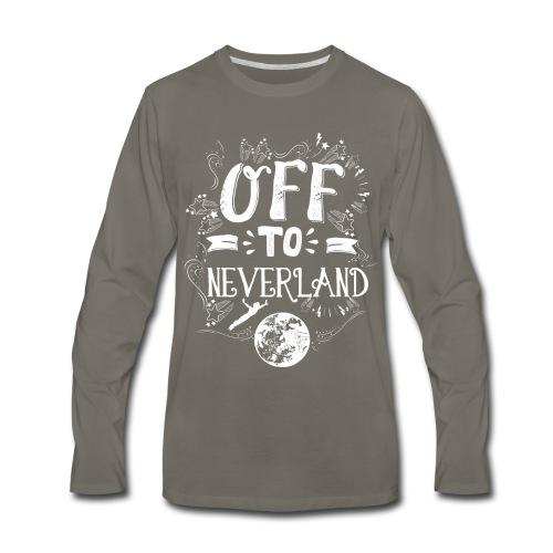 Neverland Women's Hoodie  - Men's Premium Long Sleeve T-Shirt