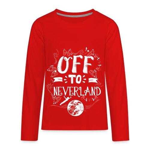 Neverland Women's Hoodie  - Kids' Premium Long Sleeve T-Shirt