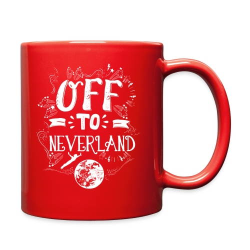 Neverland Women's Hoodie  - Full Color Mug