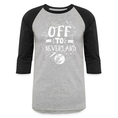 Neverland Women's Hoodie  - Baseball T-Shirt