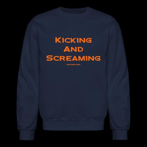 Kicking and Screaming - Hoodie - Crewneck Sweatshirt