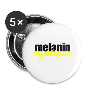 Melanin Mystique - Small Buttons