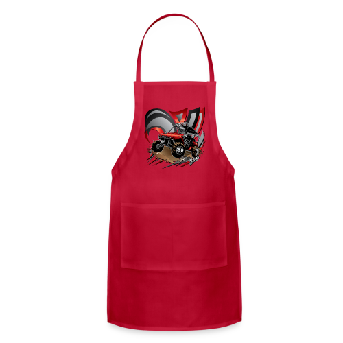 UTV Honda Flaps - Adjustable Apron