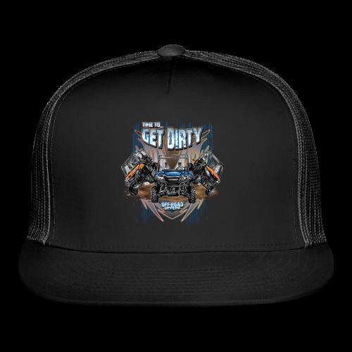 Get Dirty UTV - Trucker Cap
