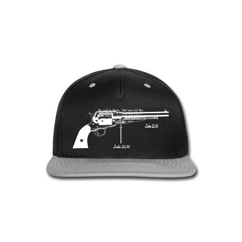 Luke 22:36 Sell Your Cloak - Snap-back Baseball Cap
