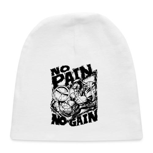 No Pain No Gain - Baby Cap