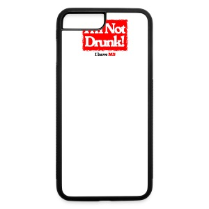 I'm not Drunk - iPhone 7 Plus/8 Plus Rubber Case